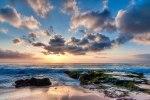 bali, dreamland, dreamland beach, pecatu, pecatu bali, bali place to visit, sunset, sunset view